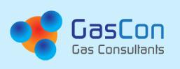 Gas Consultants Gas-Con Logo