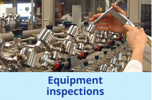 Gas Equipment Inspections